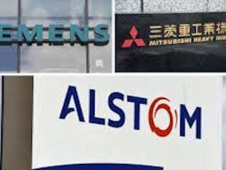 Siemens Alstom Mitsubishi