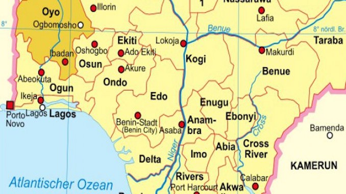 Gin und Nigeria