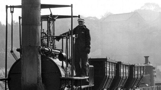 George Stephenson-Zug