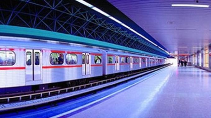 पृथ्वी आणि तुर्की मेट्रो