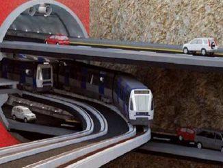 Three Storey Tube Crossing Project