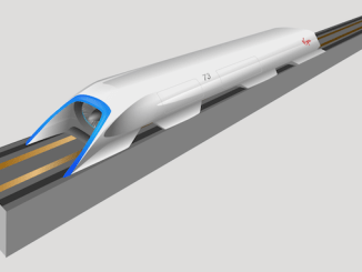 Hyperloop sans tube