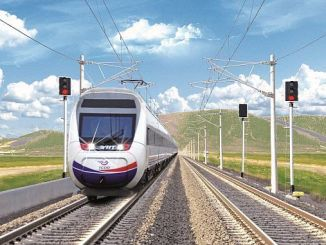 Izmir Antalya High Speed ​​Train Project