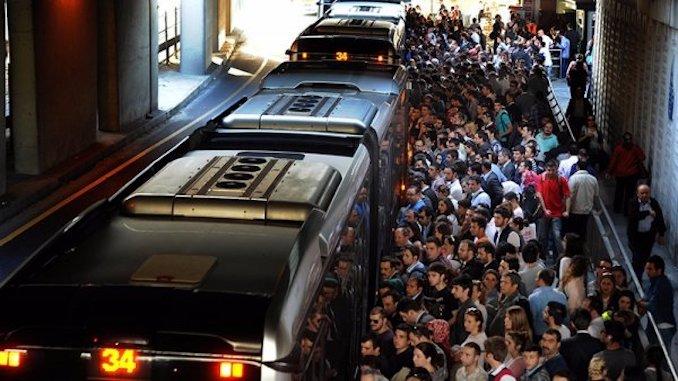 Metrobüs Yolculuğu Püf Noktaları