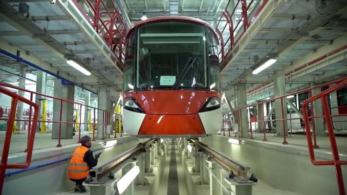 Setif Tram Project