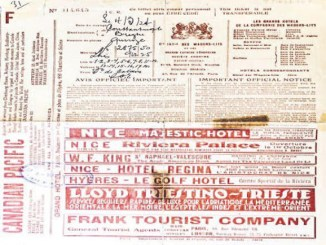 ticket to light history