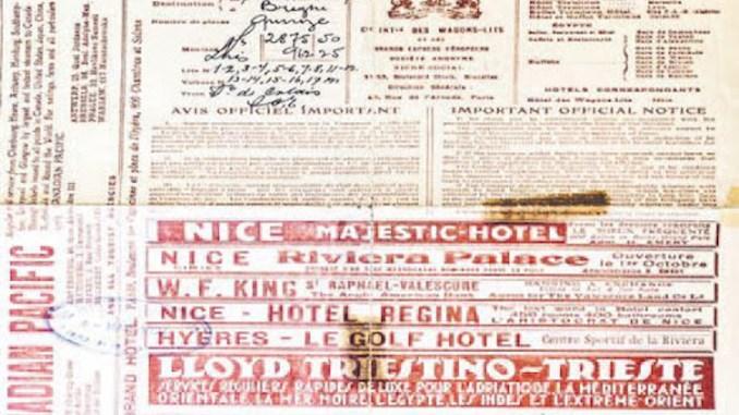 ticket to light history