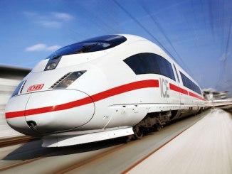 डीबी ट्रेन डॉ Deutsche Bahn