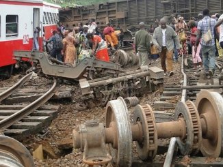 cameroon train accident