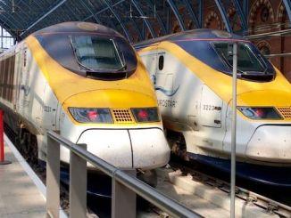 england rapid train
