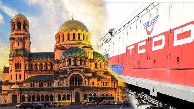 istanbul sofia train