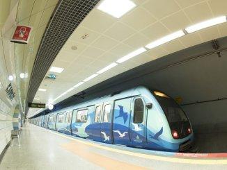basaksehir kayasehir metro construction