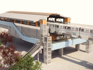 Izmir Monorail Project