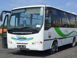 Overhaul of public transport vehicles in sanliurfa