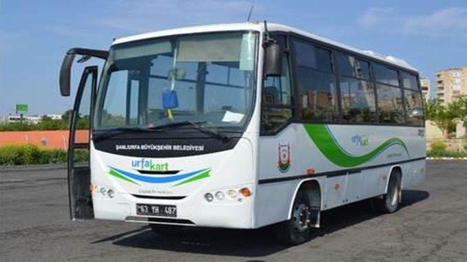 Overhaul of public transport vehicles in sanliurfa