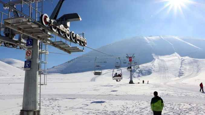 yedikuyular ski resort