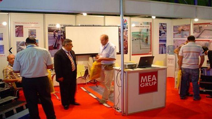 mea group project construction materials tour mad san tic ltd sti