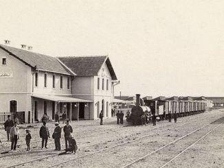 10 kasim 1923 راه آهن آناتولی