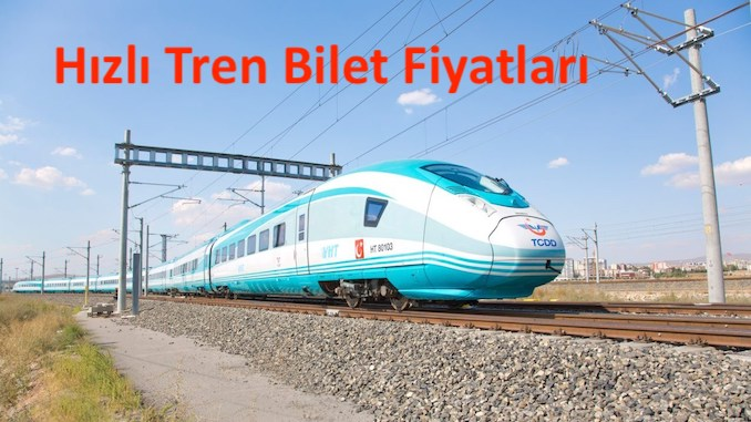 tccd fast train ticket prices
