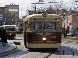 moskova tramvay