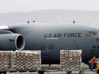 Estados Unidos llevará carga de Kazajstán