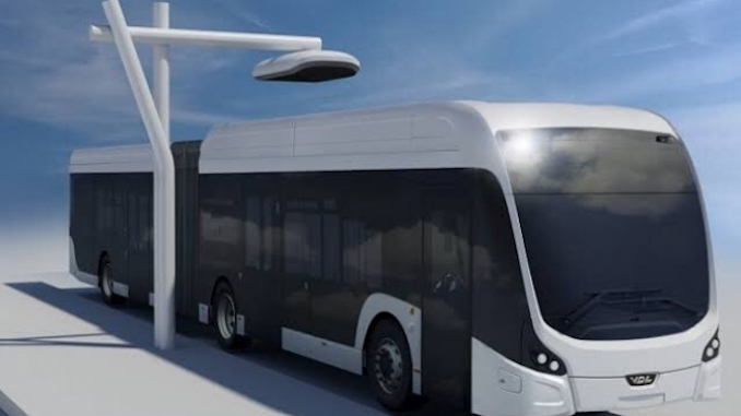 ankara municipality will be given what electric bus m