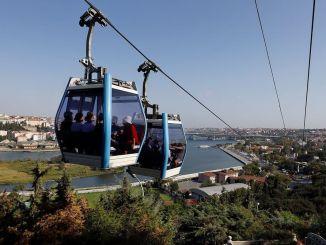 нова линија жичара долази у Истанбул