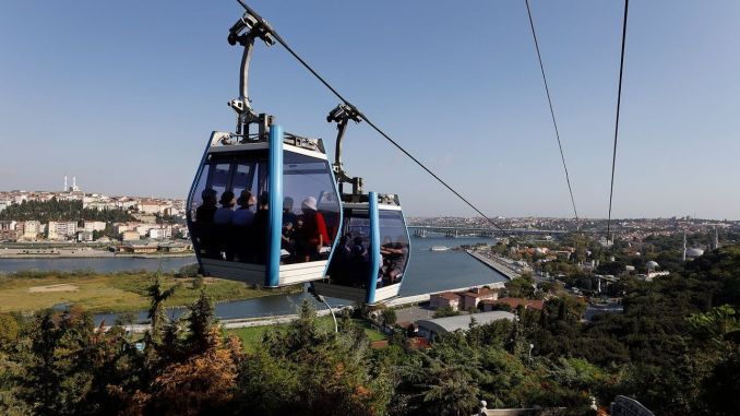 new cable car line is coming to Istanbul