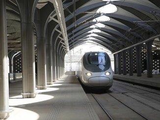 Zug nach Medina