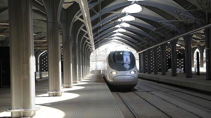 train to medina