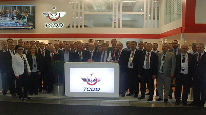 Tcdd intercambia la feria de innotrans de berlín con una final espectacular