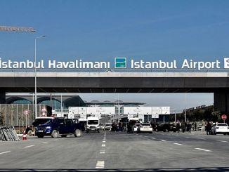 El aeropuerto 3 era el aeropuerto de Estambul.