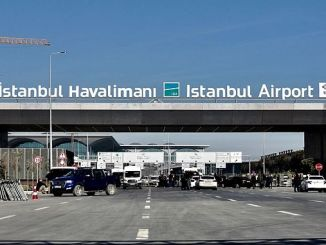 3 әуежайы Стамбул әуежайы болды