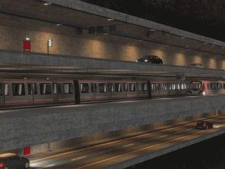3 waxay gaartay marxaladdii ugu dambaysay ee mashruuca tunnel ee weyn ee Istanbul