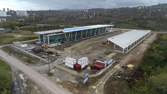 Altinordu Intercity Bus Terminal