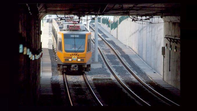 adana metro will go to universiteye turgut ozal boulevard at night