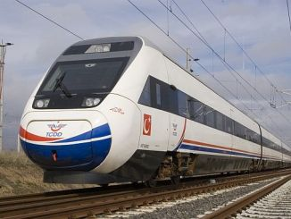 ankara high speed high-speed train project will not be delayed