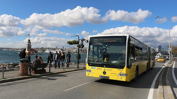 Europe's oldest and most modern bus fleet iettde
