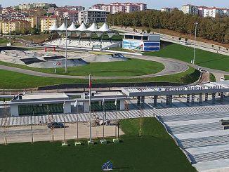 O val de aycicegi e a illa de bicicletas gañaron os deportes da nación