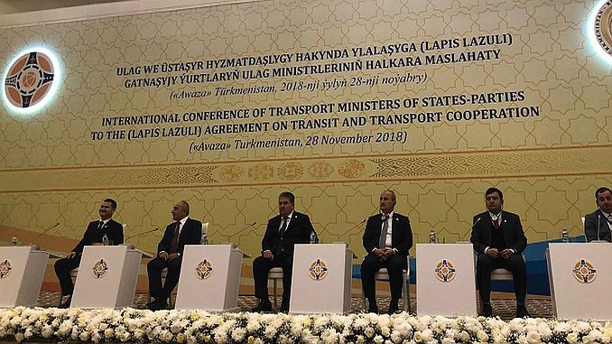 Our efforts to revitalize Turhan Silk Road are increasing