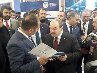 Tillykke ministre fra hovedstadsområdet Varank Sakarya