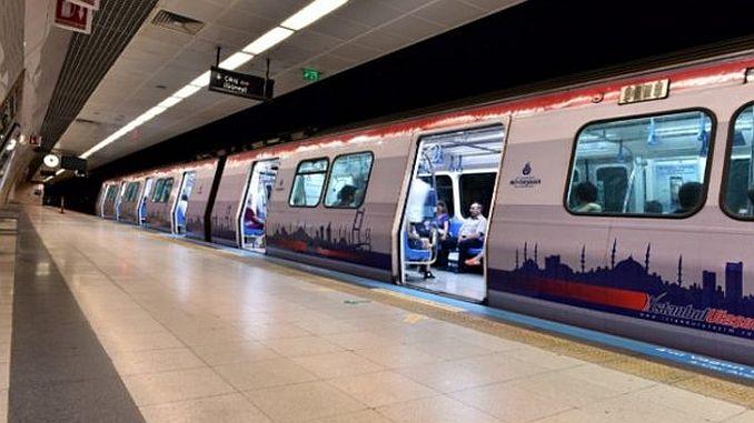 chpli mecaks asked the metro works in istanbul