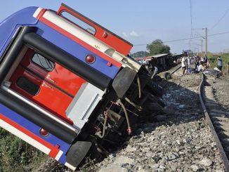 Corlu de expert beroep treinongeluk