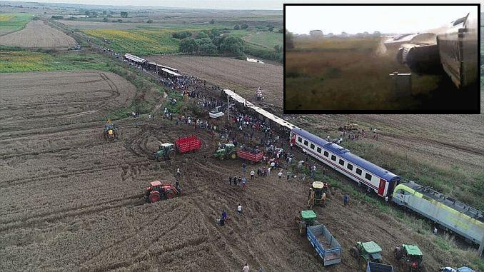 corludaki treno faciasi secondi secondi sulla macchina fotografica