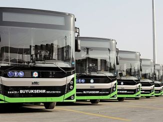80 new bus from sea to city