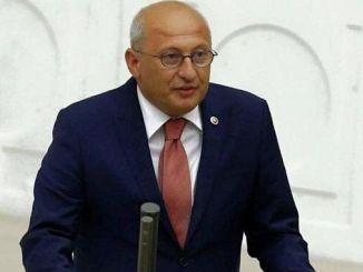Eskisehir hasan polatkan spoke in parliament for airport and tulomsas