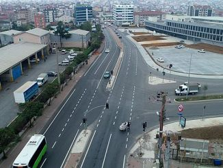 gebze isikgol street renewed