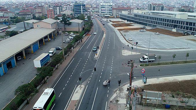 gebze isikgol street renewed