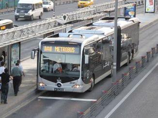 kostenloser Transfer zwischen der U-Bahn-Haltestelle ibbden