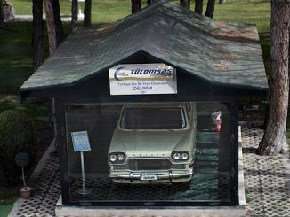 our first domestic car 57 yasinda